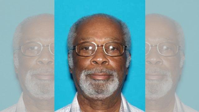 Richard Robinson was reported missing from Florissant Thursday evening (Credit: Missouri State Highway Patrol)