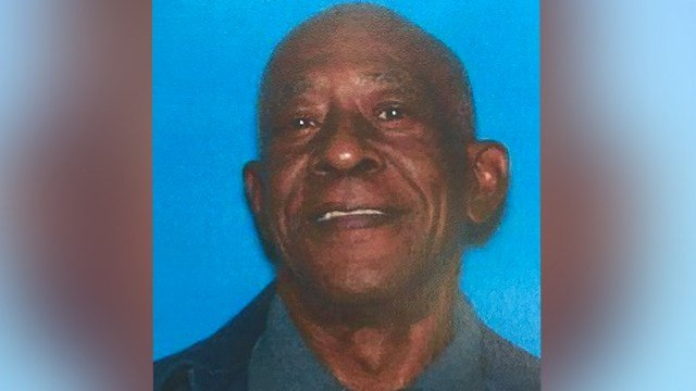 Orville Jackson ,74, was reported missing Saturday morning (Credit: Florissant Police)