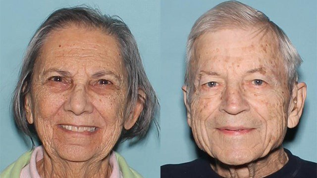Lebanon Police are looking for Betty Schultz, left, and Dale Eugene Schultz.