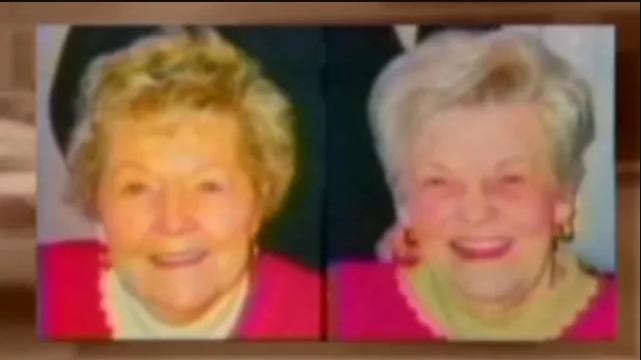 Doris Fischer, left,  and Dorthy Bone, right, were murdered inside a Belleville hair salon (KMOV File video)