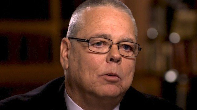 """Scot Peterson, the school resource officer who has been publicly crucified for his inaction during the Parkland, Florida, school shooting, speaks to NBC's """"Today"""" about the shooting. (NBC's Today)"""