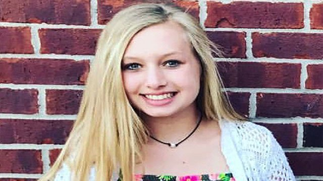 Ella Whistler was shot in a classroom Friday, May 25, 2018 at Noblesville West Middle School in Noblesville, Ind., near Indianapolis. (Whistler family via AP, File)