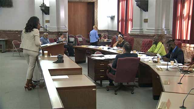 City officials are sparring over what should be done with the millions of dollars raised every year from the parking fees and parking fines. Credit: KMOV