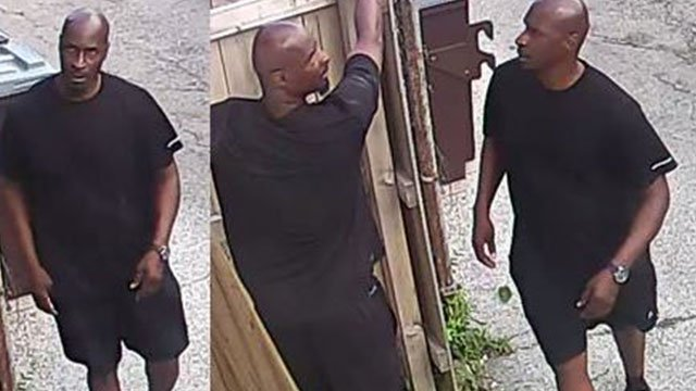 St. Louis police are asking for the public's help identifying this suspect. (SLMPD)