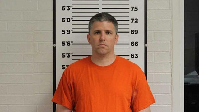 Richard Ives is facing multiple charges after alleged sexual contact with a 14-year-old (Credit: Ste. Genevieve County Sheriff)