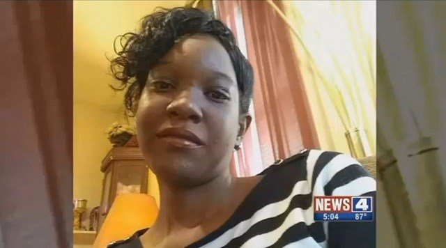 Loreal Goode was shot in the head Wednesday morning in a Jennings store parking lot. (Credit: KMOV)