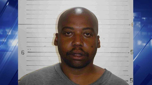 Brian Clay, 42, was charged with murder in the first-degree after he shot a woman in the head because she would not drive him to a pawn shop so he could purchase a $36 TV. (Credit: St. Louis County PD)
