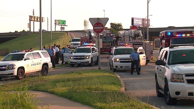 Police are investigating a double shooting that happened in South City Friday (Credit: KMOV)