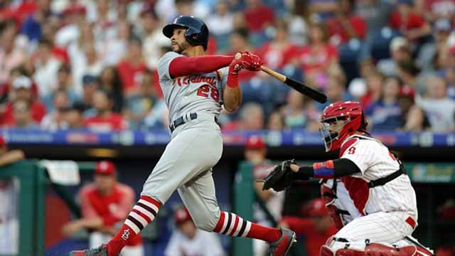 Cardinals trade Tommy Pham to the Rays