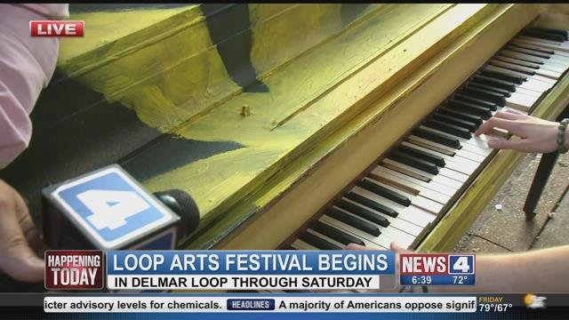 Loop Arts Festival (Credit: KMOV)