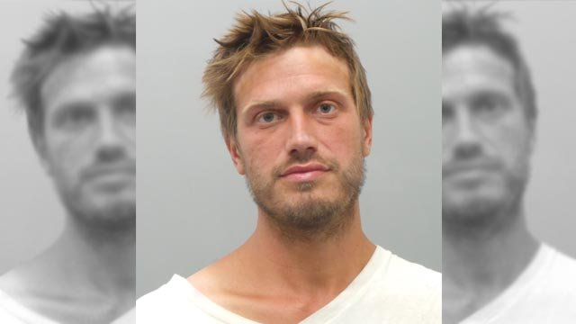 Blake Willeford, 31, is accused of breaking into a South County Walgreens (Credit: St. Louis County police)