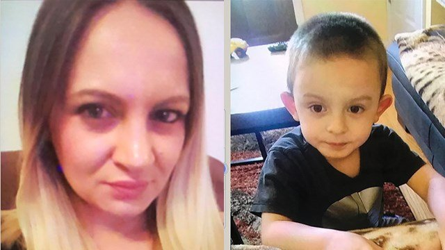 Seldina Sakanovic and her son, Alma, have been missing since 7 p.m. June 22.