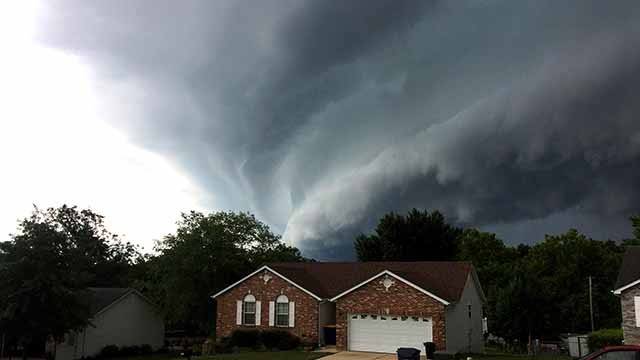 From Doug Moore in St. Clair, Mo. Credit: Doug Moore