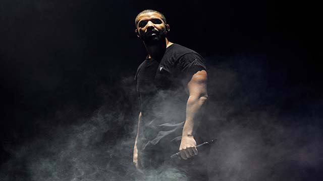 The current feud between Drake and Meek Mill has dominated social media, and companies like White Castle and Burger King are taking a bite out of the rap beef. (Credit: Photo by Jonathan Short/Invision/AP, File)