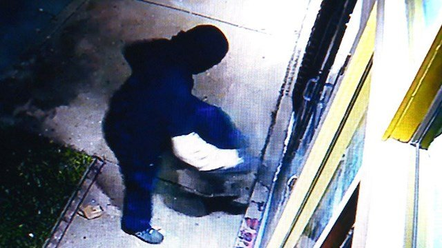 A burglar hit Local Harvest Grocery in the Tower Grove South neighborhood. (Credit: Local Harvest Grocery)