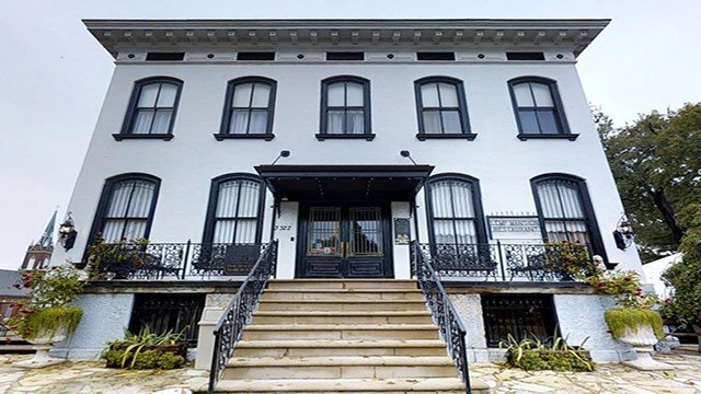 Terrified to explore the Lemp Mansion? The Lemp Mansion website is now offering a virtual 3D tour that you can witness from the comfort of your home. (Credit: Lemp Mansion)