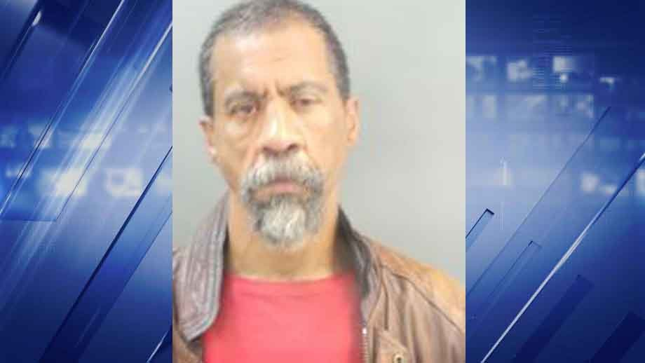 Leonard Triplett, 59, faces a felony charge of sexual abuse. Court records say he grabbed a woman's chest and pulled her to the ground.Credit: SLMPD