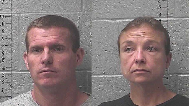 38-year-old Daryl Justen Head and 38-year-old Laura Elizabeth Cheatham have each been charged with 5 Counts of Endangering the Welfare of a Child Creating Substantial Risk 1st Degree and 3 Counts of Kidnapping 2nd Degree