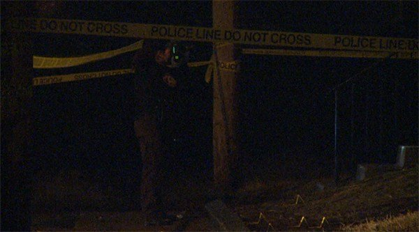 According to police, a male under the age of 17 was shot around 12:30 a.m. in the 6400 block of Wellsmar Avenue.