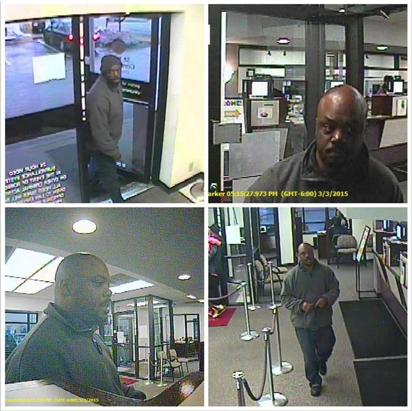 Anyone with information regarding the suspect is asked to contact St. Louis County Police or CrimeStoppers at 866-371-TIPS.