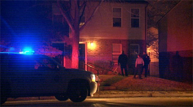 A man was shot multiple times in the 1400 block of North 14th Street Tuesday night.