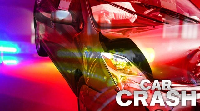Man dies in single-vehicle crash Sunday evening.