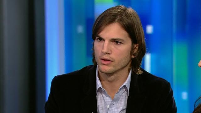 CNN's Piers Morgan interviewed famous couple Ashton Kutcher and Demi Moore about their activist work and their Hollywood marriage.