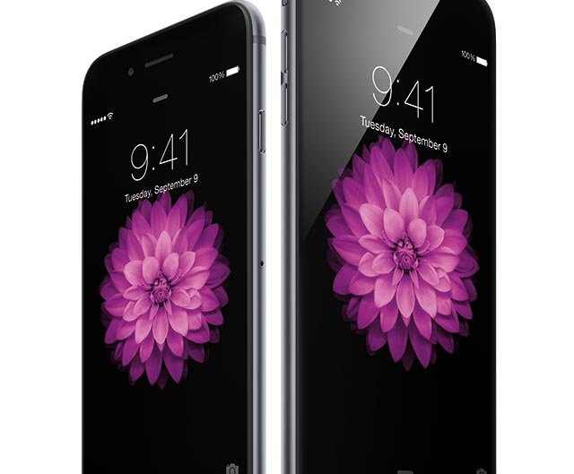 """Apple unveiled two new iPhones, the iPhone 6 and iPhone 6 Plus, at their September 9, 2014 announcement. The phones are """"the biggest advancement in the history of iPhone,"""" Apple CEO Tim Cook said."""