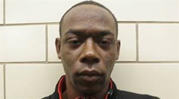 Larry Fields faces charges after he allegedly assaulted a woman at gunpoint in Caseyville on Wednesday. By Brendan Marks