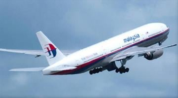 A Malaysia Airlines Boeing 777-200 By Brendan Marks