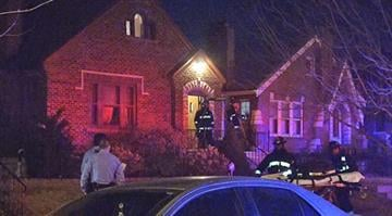 Firefighters battle house fire blaze in south St. Louis By KMOV Web Producer