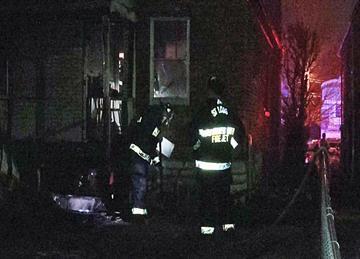 Firefighters battle house fire blaze in south St. Louis By KMOV Web Producer
