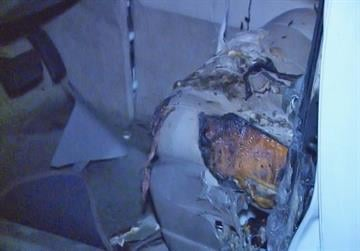 Firefighters investigate what led to a car fire in north St. Louis By KMOV Web Producer