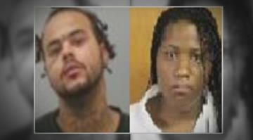 Joshua Rhodes and his sister Marsha Ricka Rhodes are accused of robbing and beating a Pappa John's delivery driver in University City By KMOV.com Staff