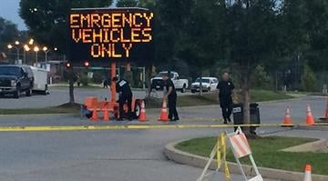 St. Louis County police will begin scaling back their manpower in and around Ferguson as the unrest in the area starts to calm. By Stephanie Baumer