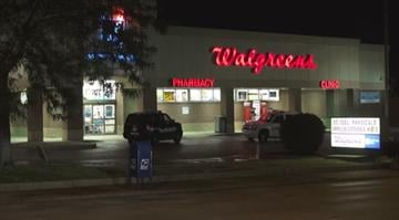 Three people are in custody after a man dressed a female robbed a Kirkwood, Missouri store using a handgun. By Stephanie Baumer