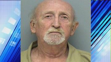 Clark Kirkman was charged with attempted bank robbery and felony theft By Daniel Fredman