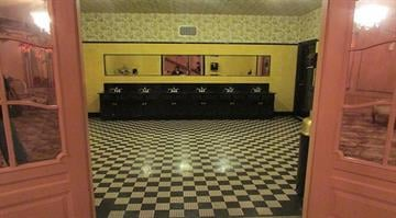The bathroom at the Fabulous Fox Theatre By Stephanie Baumer