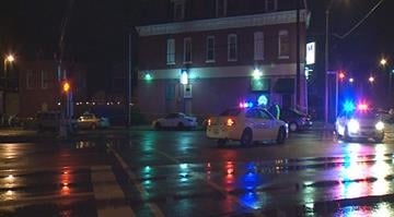 According to police, a man was shot in the head around 10:00 p.m. at Ohio and Gravois. By Stephanie Baumer