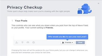 Facebook has unveiled a new feature that helps you keep track of what you're sharing on the social network. By Stephanie Baumer