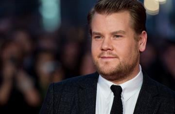 "LONDON, ENGLAND - OCTOBER 17:  James Corden attends the European premiere of ""One Chance"" at The Odeon Leicester Square on October 17, 2013 in London, England.  (Photo by Ian Gavan/Getty Images) By Ian Gavan"