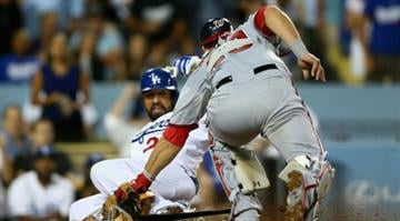 The Cards are in a race with Nationals and Dodgers for the NL's best record and home field advantage through the NLCS By Jeff Gross