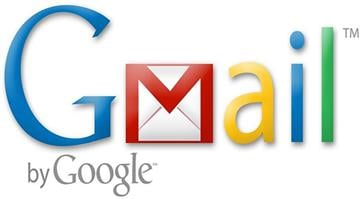 Logo for Gmail, Google's email service that launched on April 1, 2004. By Stephanie Baumer