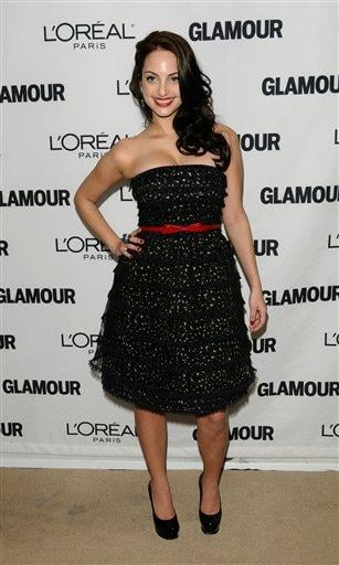 Singer Alexa Ray Joel attends the 20th annual Glamour Women of the Year Awards at Carnegie Hall in New York, on Monday, Nov. 8, 2010. (AP Photo/Peter Kramer) By Peter Kramer