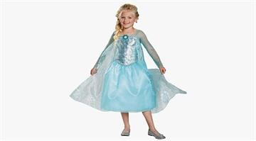 """The characters from Disney's """"Frozen"""" were expected to be among the most popular Halloween costumes in 2014, according to a preliminary list from holiday retailer Spirit Halloween. By Stephanie Baumer"""