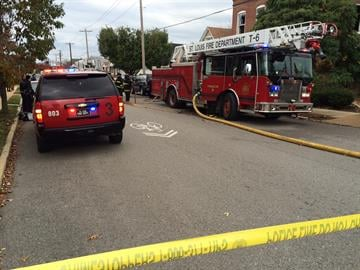 One person is dead following a fire in the Shaw Neighborhood. By Stephanie Baumer