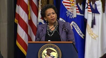 Loretta Lynch, U.S. Attorney for the Eastern District of New York, was selected by President Obama on Nov. 7, 2014, to replace Eric Holder as United States Attorney General. By Stephanie Baumer