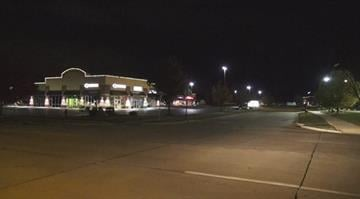 Police say a man was walking in a grassy area behind a strip mall near 157 Center Drive just before 6:00 p.m. when he was approached by the suspects. By Stephanie Baumer