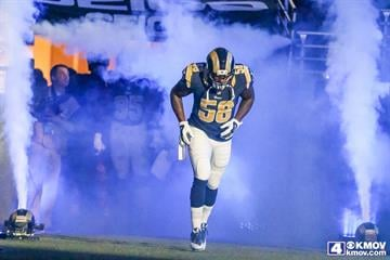 Rams defeat Broncos in St. Louis By Zach Dalin