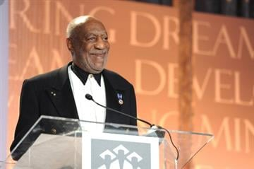 WASHINGTON, DC - NOVEMBER 11:  Bill Cosby speaks onstage at the Thurgood Marshall College Fund 25th Awards Gala on November 11, 2013 in Washington City.  (Photo by Larry French/Getty Images for Thurgood Marshall College Fund) By Larry French